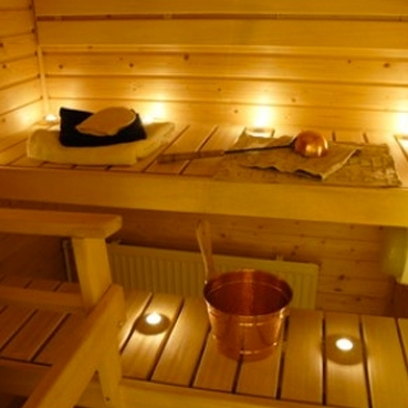 Centre Wellness, avec sauna infrarouge